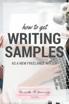 Most of the really good freelance writing gigs often require you to submit writing samples. Of course, this leads you right into that awful Catch-22.