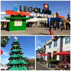 #travel Legoland Snow Days and Winter Nights 2013