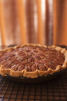 Mexican Chocolate Pecan Pie - Mexican chocolate + Kahlua + Texas ...