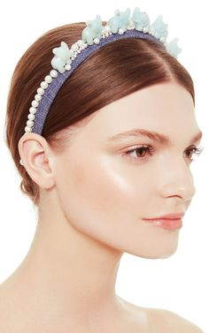 Pearl Elephant Headband by Masterpeace Now Available on Moda Operandi
