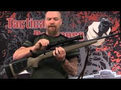 Becoming a Rifleman - Part 4 - Scope Placement - YouTube