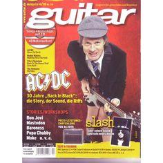 Guitar Ausgabe 04 2010 , 5,50 €