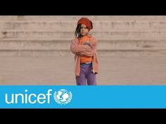 Would you stop if you saw this little girl on the street? | UNICEF - YouTube