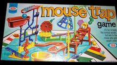 Mouse Trap. More fun to set it up for the 3 seconds of entertainment than play the game.