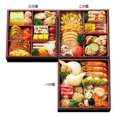 本格フランス料理店の味を贅沢に。【セプ・ドール】洋風おせち料理 3段重