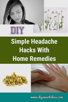 Must learn natural home remedies to combat your headache without side effect and without taking medicines #headache #homeremedies #diyhomeremedies