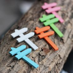 $1.49 - 10Pcs Small Wood Diy Dollhouse Fairy Garden Accessories Sign Post Fence Ornament #ebay #Home & Garden