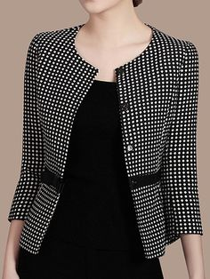 business attire for women Business Outfits, Business Attire, Office Outfits, Business Fashion, Blazer Fashion, Hijab Fashion, Fashion Outfits, Woman Outfits, Fashion Fashion