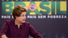 Dilma er president for demonstrantene