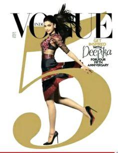 Priyanka, Anushka, Deepika, Katrina & Sonam on the cover of Vogue + the Making | PINKVILLA