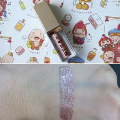 Stila Glitter and Glow Liquid Eyeshadow in Kitten