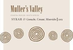 Muller's Valley Red Blend - M.A.N. Family Wines - Syrah, Grenache, Cinsault, Mourvèdre- W.O. Western Cape - Paarl, Zuid-Afrika - www.vinthousiast.be - Wijnen Vinthousiast, Rupelmonde (Kruibeke)