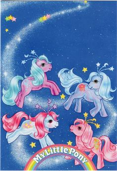 My Little Pony Fairy Brights never released!