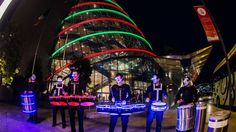 The only LED drummers currently in Ireland. A unique entertainment piece sure to light up any event and entertain your guests! Drummers, Ireland, Acting, Good Things, Entertaining, Led, Irish