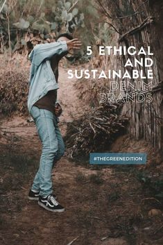 5 great ways to buy ethical and sustainable denim. Producing denim is an incredibly intensive process for the environment and the workers involved. Sustainable Clothing, Sustainable Fashion, Sustainable Style, Sustainable Living, Sustainable Products, Ethical Fashion Brands, Ethical Clothing, Fair Trade Clothing, Eco Friendly Fashion
