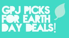 LAST MINUTE EARTH DAY SALES!  Embedded image permalink