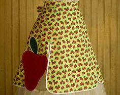 MaryJane's Strawberry Apron