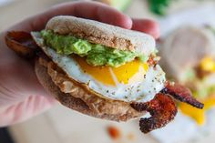 Rancheros Breakfast Sandwich Huevos Rancheros Breakfast Sandwich Recipe on Yummly. Rancheros Breakfast Sandwich Recipe on Yummly. Bacon Breakfast Sandwiches, Egg Recipes For Breakfast, Vegetarian Breakfast, Breakfast Ideas, Breakfast Club, Huevos Rancheros, Ideas Sándwich, Food Ideas, Gift Ideas