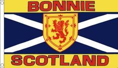 GBP - X Bonnie Scotland Flag Scottish St Andrews Cross Lion Rampant Banner Wales Dragon, St Andrews Cross, Wales Flag, Flags For Sale, Orkney Islands, Rugby World Cup, Outdoor Flags, Porsche Logo, Tartan