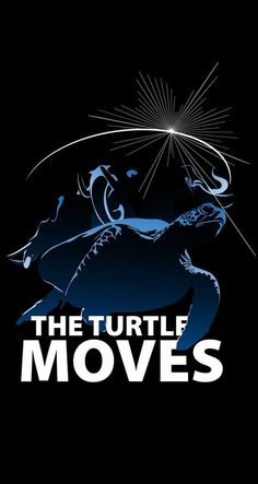 The turtle moves / A'Tuin / Discworld / Dique-monde / Terry Pratchett