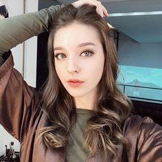 Angelina Danilova t Girl Face, Woman Face, Angelina Danilova, Western Girl, Just Girl Things, Ulzzang Girl, Beautiful Celebrities, Beautiful Eyes, Pretty Face