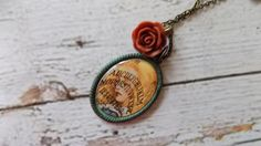 Sweet Alice in Ouija-Land Vintage Inspired by RingAroundRosey