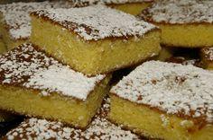 Zitronenkuchen aus dem Brotbackautomaten