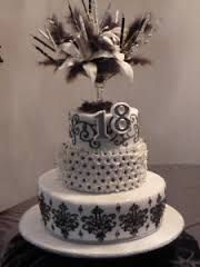 Image result for princess 18th birthday cakes