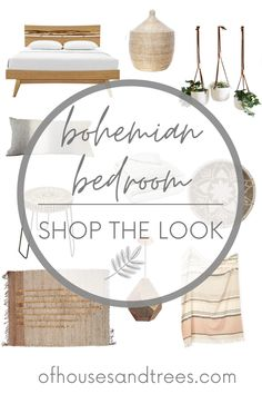 Love the look of bohemian bedroom decor, but need a little guidance pulling it all together? Check out this boho bedroom shopping guide - featuring eco-conscious items from ethical marketplace Made Trade! #bohobedroom #bohodecor #bohodesign #bohemianbedroom #bohemiandecor #bohemiandesign