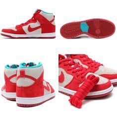 Sepatu Nike SB Dunk High Pro adalah Sepatu Nike SB terbaru yang dikeluarkan  oleh Nike. Memiliki design classic untuk pecinta skateboard d41c311231