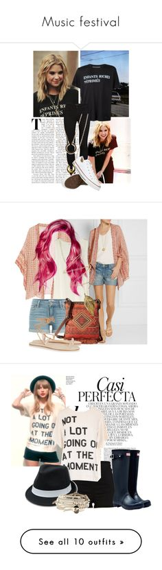 """""""Music festival"""" by ivanoe ❤ liked on Polyvore featuring home, home decor, ...Lost, J Brand, Converse, WithChic, Mes Demoiselles..., Phi, Paige Denim and M&F Western"""