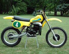 Suzuki RH 250 - 1980 Ken Howerton
