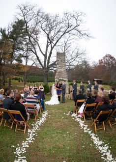 A destination wedding in Jackson County is magical. Mountains views, breathtaking scenery and a mild climate promises you a wedding dream come true. Experience Sawyer Family Farmstead's unique and welcoming wedding ceremony and reception location.