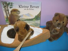 Kleine Bever en de echo - Leskist met theaterdocent Sanne Himmelreich | Cultuurprimair