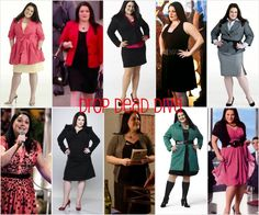 Can I have her wardrobe!? Drop Dead Diva