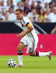 Phillip Lahm del seleccionado alemán rumbo a Brasil 2014: T —6 días 05 horas 32 minutos.