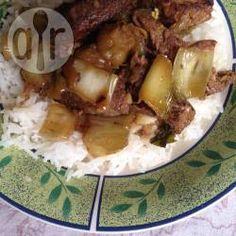 Rindfleisch mit Pak Choi im Slow Cooker @ de.allrecipes.com