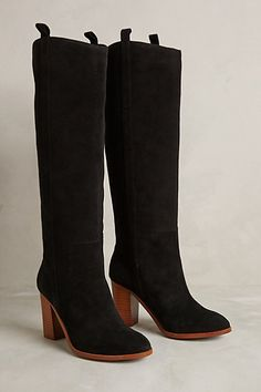 beautiful long leather boots #anthrofave http://rstyle.me/n/siqtdr9te