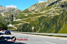People visit Switzerland to witness some of the most beautiful sights in the world. It is considered as the dream holiday destination in the world. New Aston Martin, Dangerous Roads, Visit Switzerland, Heart Of Europe, Countries To Visit, Swiss Alps, Car In The World, Romantic Travel, Holiday Destinations