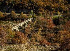 Spanou Stone Bridge