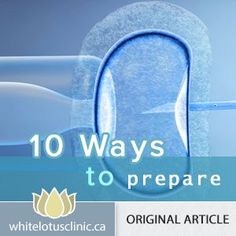 How to Prepare for Your IVF Cycle : 10 Ways to Increase IVpreparing for pregnancy prepar for pregnancy #baby #pregnancyF Success for Women