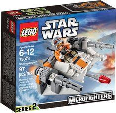Comparez les prix du LEGO Star Wars 75074 Snowspeeder avant de l'acheter ! Infos, description, images, vidéos et notices du LEGO 75074 Snowspeeder sur Avenue de la brique