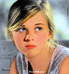 The young Reese Witherspoon