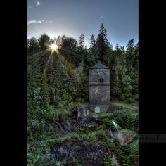 Mine in Klackberg. Norberg. Sweden 2016