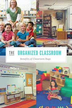Learn more about how classroom rugs can help your students and use these tips to get them funded. For example, did you know having a rug in your classroom is a great way to promote positive behavior and create a warm and friendly environment. Classroom Rugs, Reggio Classroom, Classroom Setting, Classroom Design, Preschool Classroom, Classroom Activities, Learning Activities, Kindergarten, Classroom Ideas