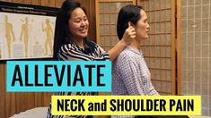 Techniques to Release Neck and Shoulder Tension - YouTube
