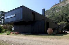 minimalistische Villa Chille