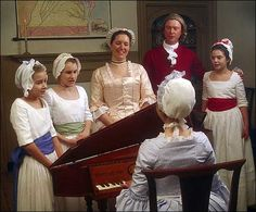 Christmas Music in Colonial Days. #HistoricHoliday