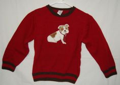 NWT GYMBOREE EMPIRE STATE EXPRESS DOG BOYS SWEATER PULLOVER SIZE 5