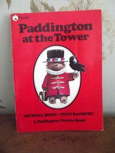 Paddington bear .